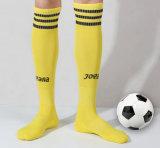 Kundenspezifische Fußball-Team-Fußball-Verein, die Strümpfe der preiswerten Qualitäts-Männer ausbildet
