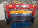 Machine de fabrication de tôlerie à rouleaux à vitesse rapide