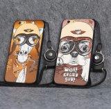 OEM ODM는 새로운 아크릴에 의하여 그려진 장식한 이동 전화 상자를 주문을 받아서 만들었다