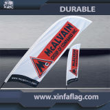 Bandeiras da pena da alta qualidade/bandeiras de praia ao ar livre