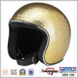 형식 Gleamy 열리는 마스크 Harley 기관자전차 또는 모터바이크 또는 스쿠터 헬멧 (OP237가)
