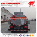 2 de Vrachtwagen van de Tanker van assen voor Diesel/van de Benzine Vervoer