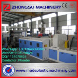 Machine en plastique chaude de Saled Extrution