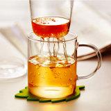 Gute Qualitätshohes Borosilicat-Glas-Cup für Tee (CHT8598)