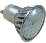 LED Spot Light GU10 com LED 2835SMD, 5W, 550 ± 20lm (GU10AA1-25S2835)