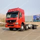 Sinotruk 371HP Euro2 6X2 HOWO 트랙터 트럭