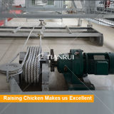 Ei Chicken Used Poultry Manure Removal Machine für Layer Cage