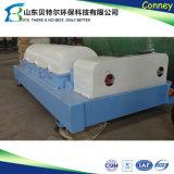 Máquina horizontal do centrifugador da bacia do parafuso
