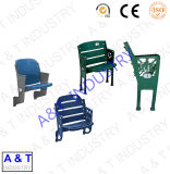 Accessoires en plastique Chaise en béton armé
