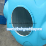 Maquinaria automática quente do molde de sopro do tanque de água do HDPE de Saling