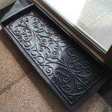 Kundenspezifisches dekoratives Hochleistungstür-Fußboden-Silikon-Gummischuh-Aufladungs-Tellersegment