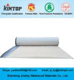 自己接着HDPEシートの前応用防水の膜