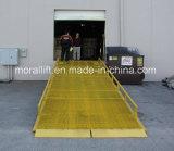倉庫のためのセリウムによって証明される移動式フォークリフトの導板