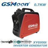 De maximum 800W Digitale Draagbare Generator van de Benzine met USB