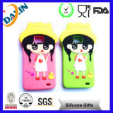 Atacado Cartoon Novel Durable Silicone Phone Case
