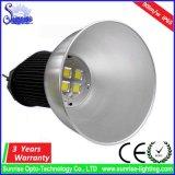 Epistar 옥수수 속 100lm/W 고성능 120W LED 높은 만 램프