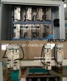 Маршрутизатор CNC 4 шпинделей цилиндра 4 роторный деревянный (головки A1813-4)