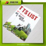 Impression de magazine de liste de véhicule de Tsing Moto