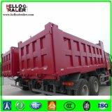 Caminhão de descarregador pesado dos veículos com rodas do caminhão de descarga 6X4 de Sinotruk 30t 10