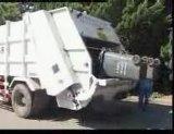 Piccolo camion di immondizia della Cina Dongfeng 4X2