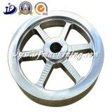 エアロバイクのための中国の供給の延性がある鉄か砂型で作るフライホイール