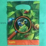 Gute Qualitäts-LDPE-Plastikgeschenk-Beutel mit gutem Prinitng