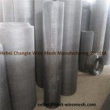 Rete metallica unita quadrato del tessuto dell'acciaio inossidabile della Cina