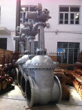 Dn50 à válvula de porta do aço de molde de Dn1000 Pn20