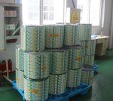 Gebotteld pvc van de Douane van het Water drukte Etiket af