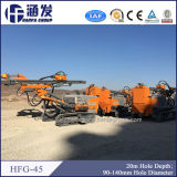 Hfg-45 matériel de perçage rotatoire de la chenille DTH