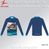 Healong Breathable 남자의 어업 셔츠