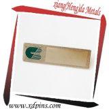 Emblemas conhecidos da cópia feita sob encomenda do metal com ímã