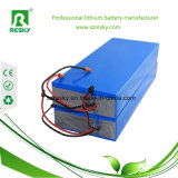 pacchetto della batteria dello Li-ione di 36V 9ah con la sella di Velo per la bici elettrica dell'incrociatore