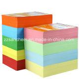 Papier excentré de la meilleure couleur des prix pour l'impression de cahier