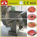 Máquina de corte congelada automática da carne do aço inoxidável