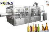 Máquina de enchimento da cerveja do frasco de vidro