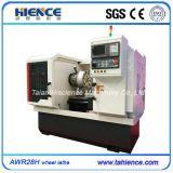 중국 절단 합금은 수선 CNC 선반 기계 가격 Awr28h를 선회한다