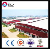 Taller de la estructura de acero del diseño del bajo costo de China (ZY435)
