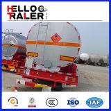 De Aanhangwagen van de Tank van het bitumen/van het Asfalt/van de Hoogte met Verwarmingssysteem