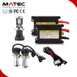 G5 mini balast HID kit H4 H7 9004 9007 HID lámpara de xenón con 35W 55W