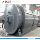 12ton Tyre à Oil Refining Machine Shipped par 40fr Container