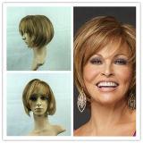 Parrucche superiori dei capelli umani del Virgin 100% del grado per le donne