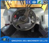 Cer anerkanntes Zl30 3 Tonnen Volvo-schnelle Anhängevorrichtungs-Vorderseite-Rad-Ladevorrichtungs-