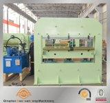 Prensa de vulcanización hidráulica de goma de la placa