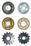 Qualitäts-Motorrad-Kettenrad/Gang/Kegelradgetriebe/Übertragungs-Welle/mechanisches Gear26