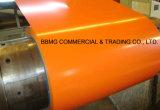 Качество строительного материала Pre-Painted гальванизированная стальным катушка катушек PPGI PPGI покрынная цветом гальванизированная стальная