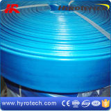 Red and Blue Color of PVC Layflat Hose