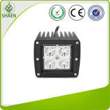 12V White 16W 크리 말 Chip LED Driving Light
