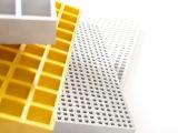 Решетка стеклоткани FRP GRP/усиленная пластичная стеклоткань скрежеща решетку FRP