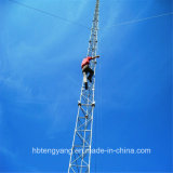 3本の管の自己サポートのCommunicatonタワー
